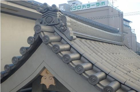 信行寺鐘楼完成
